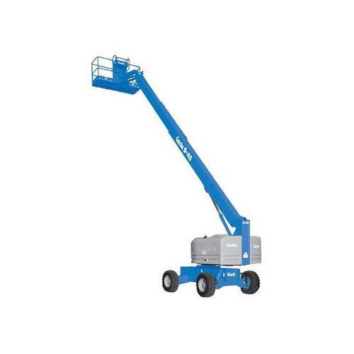 Genie S125 telescopic boom lift rental by US Aerials & Equipment Rental