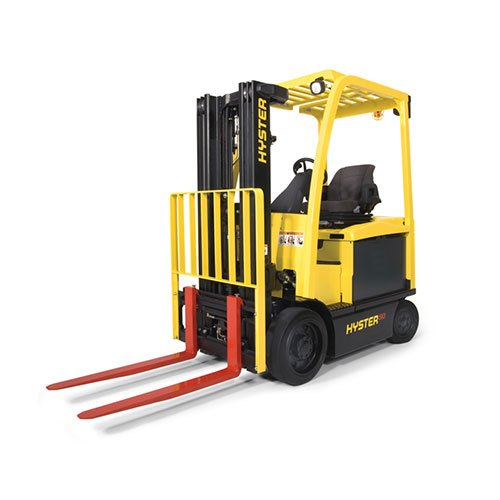 Hyster H50FT-H70FT industrial forklift rental by US Aerials & Equipment Rental