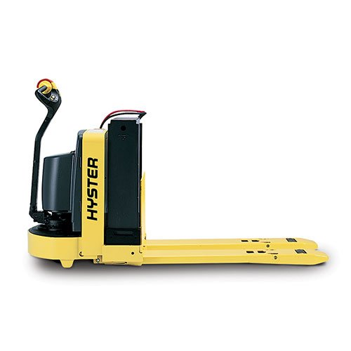 Hyster-W80Z pallet jack rental by US Aerials & Equipment Rental