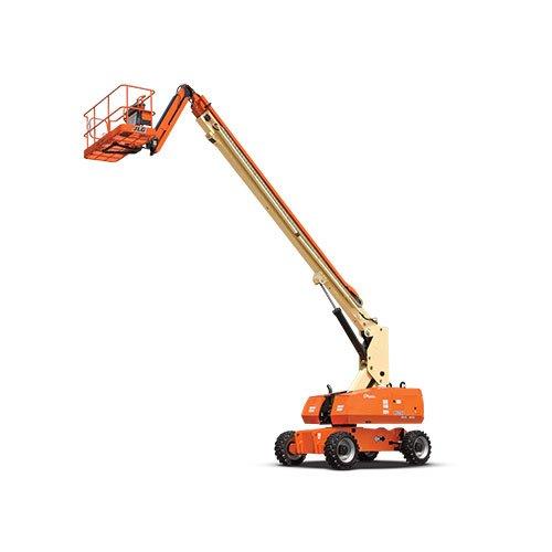 JLG 860SJ telescopic boom lift rental by US Aerials & Equipment Rental
