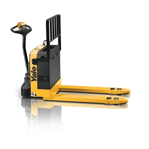 Yale MPB040-E pallet jack rental by US Aerials & Equipment Rental
