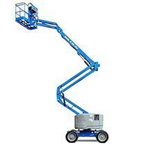 Articulating boom lifts rental by US Aerials & Equipment Rental