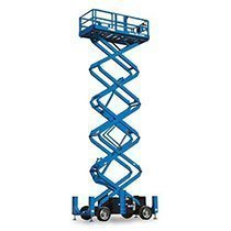 Scissor lifts rental by US Aerials & Equipment Rental