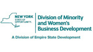 New York State WMBE Certified Business